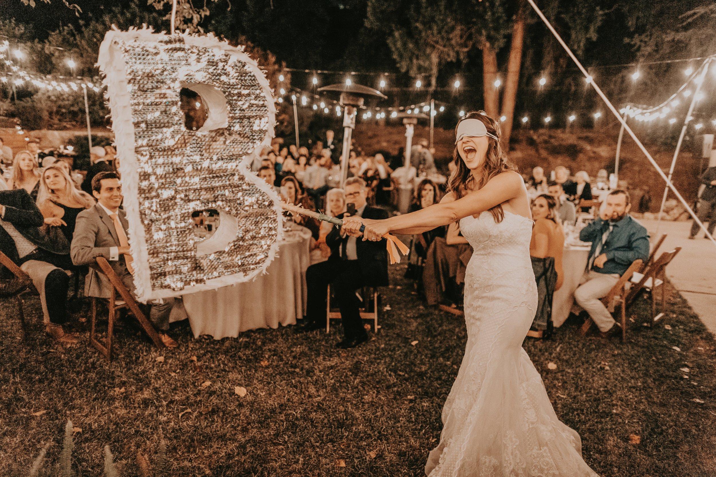 Wedding Pinata
