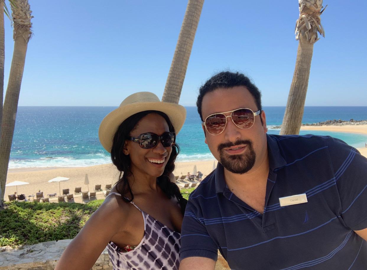 Daniel Huerta, Sales Manager Hilton Cabo San Lucas