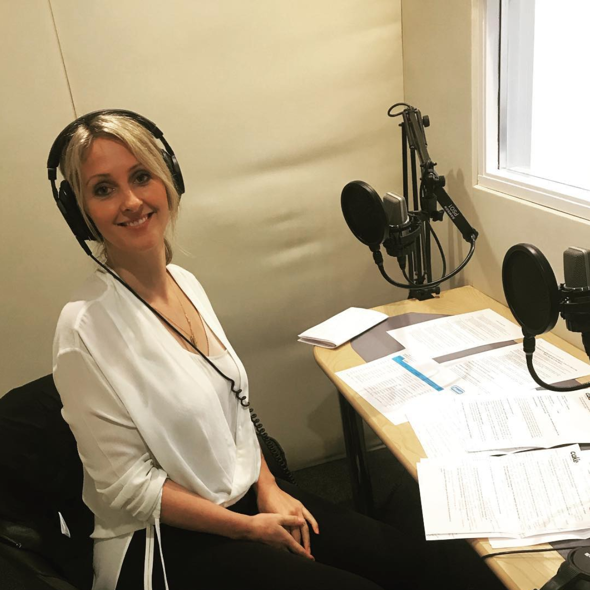 Nikki held a day of radio interviews as part of the E45 'Straight Up Skincare' Campaign, sharing devastating research which found that only 27% of women feel confident and over half of women don't like what they see when they look in the mirror and simple steps women can take to feel more confident in their bodies.