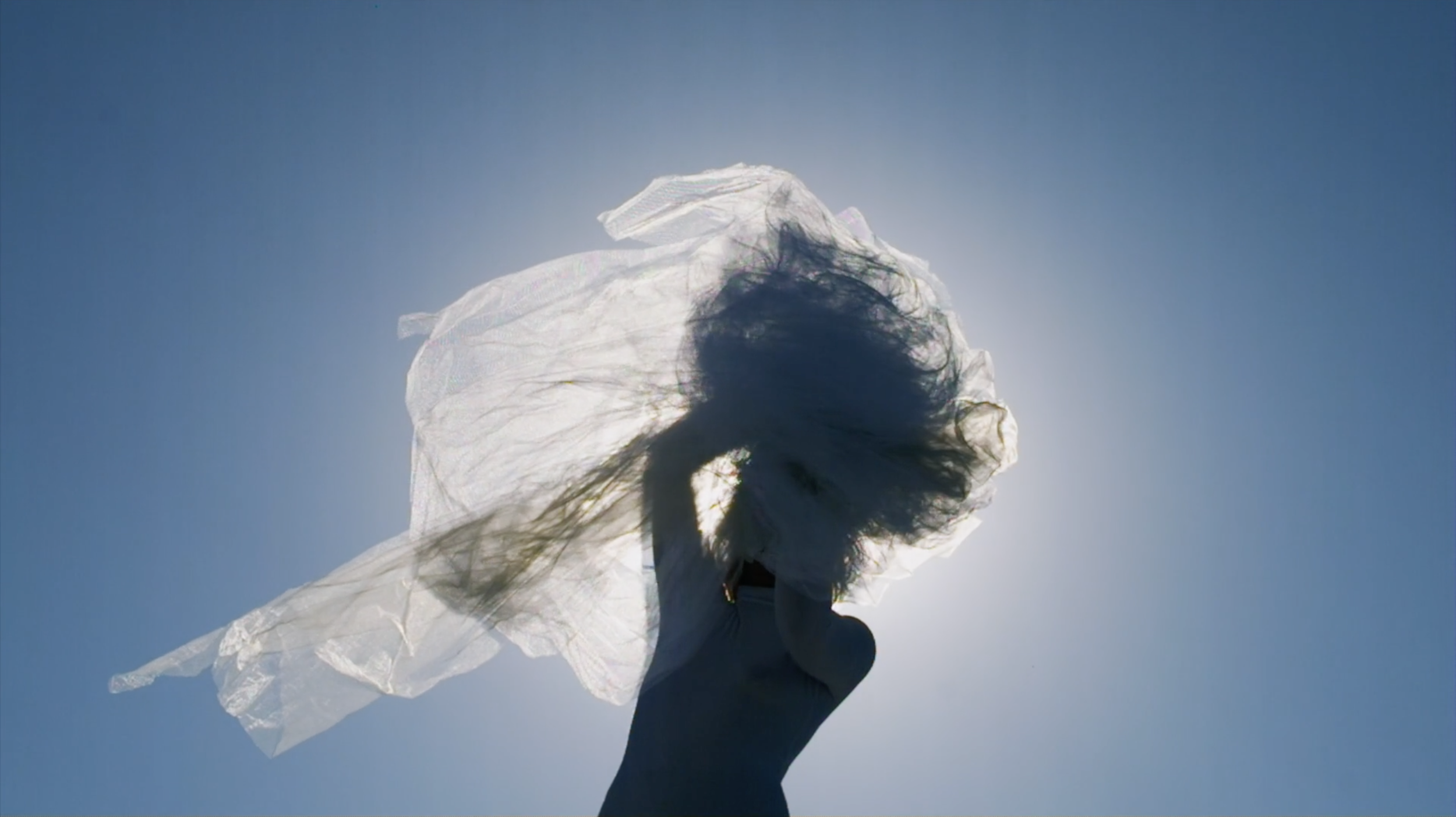 Film still from  I, Cloud  –   premiered at the 10th Annual Imagine Science Film Festival