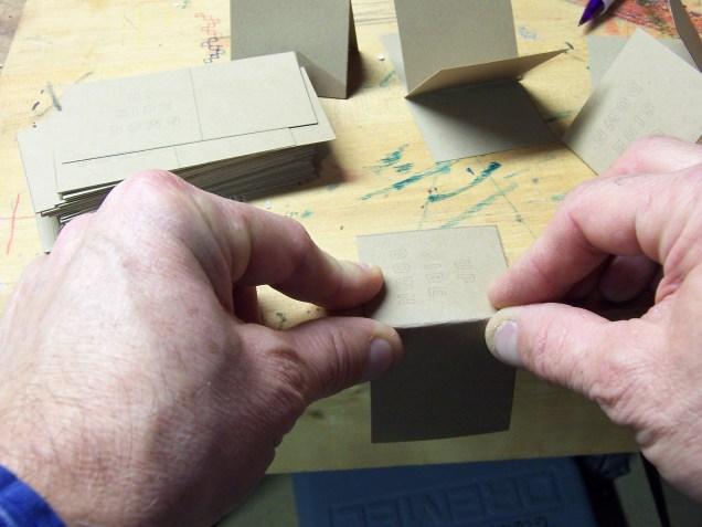 Page folding