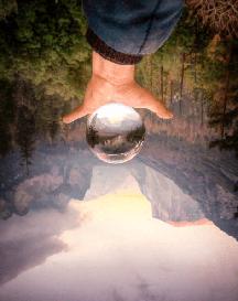 Crystal Ball @andy.c.photography