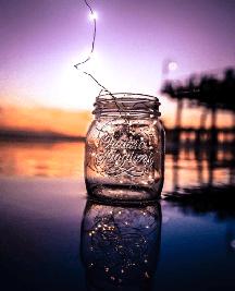 Mason Jar @cinnaavox