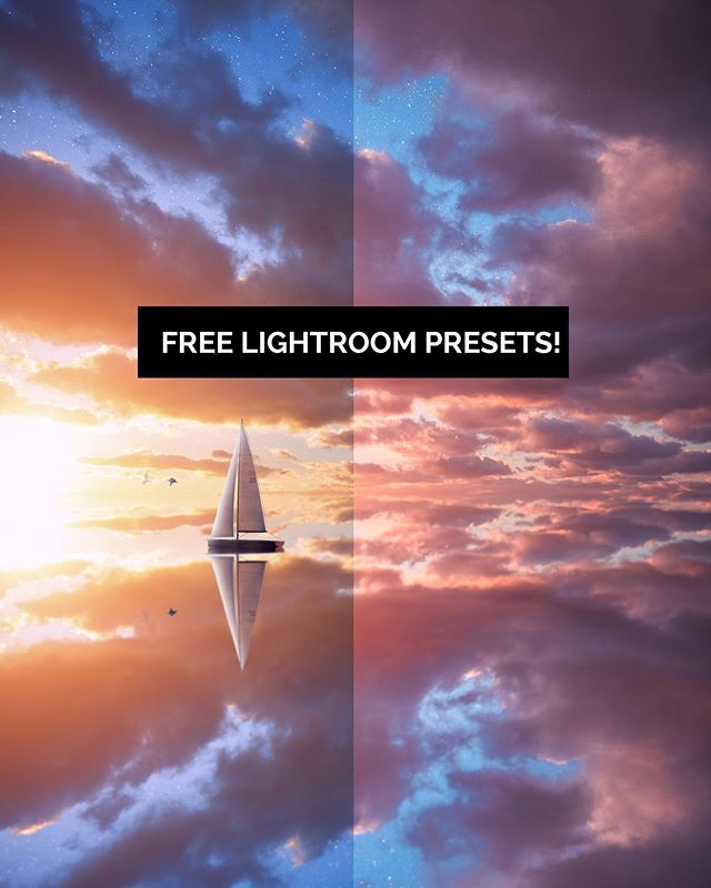 💥3 FREE LIGHTROOM PRESETS💥 Download and tag a friend who needs these!  CLICK THE LINK IN MY BIO TO DOWNLOAD!  I'm so excited to share these 3 free Lightroom presets with you all!  1.) Sunsets 2.) Brighten Up 3.) Lifestyle  Presets are the perfect way to enhance your photos with one click yet still create a professional look. These presets are hand created by me and are compatible with both desktop and mobile.  I use presets for batch editing and to add the final touches to my photos.  I hope you like them! Tag me in your photos when you use them and I'll feature you in my story! #annamcnaughtypresets