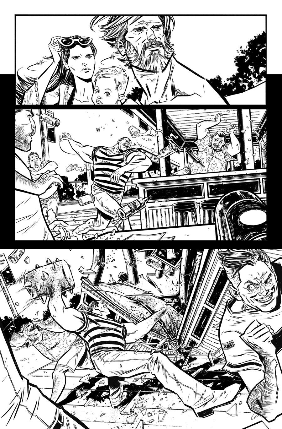Spider-Woman #12  Writer:  Dennis Hopeless  Artist:  Tigh Walker   MARVEL,  2016