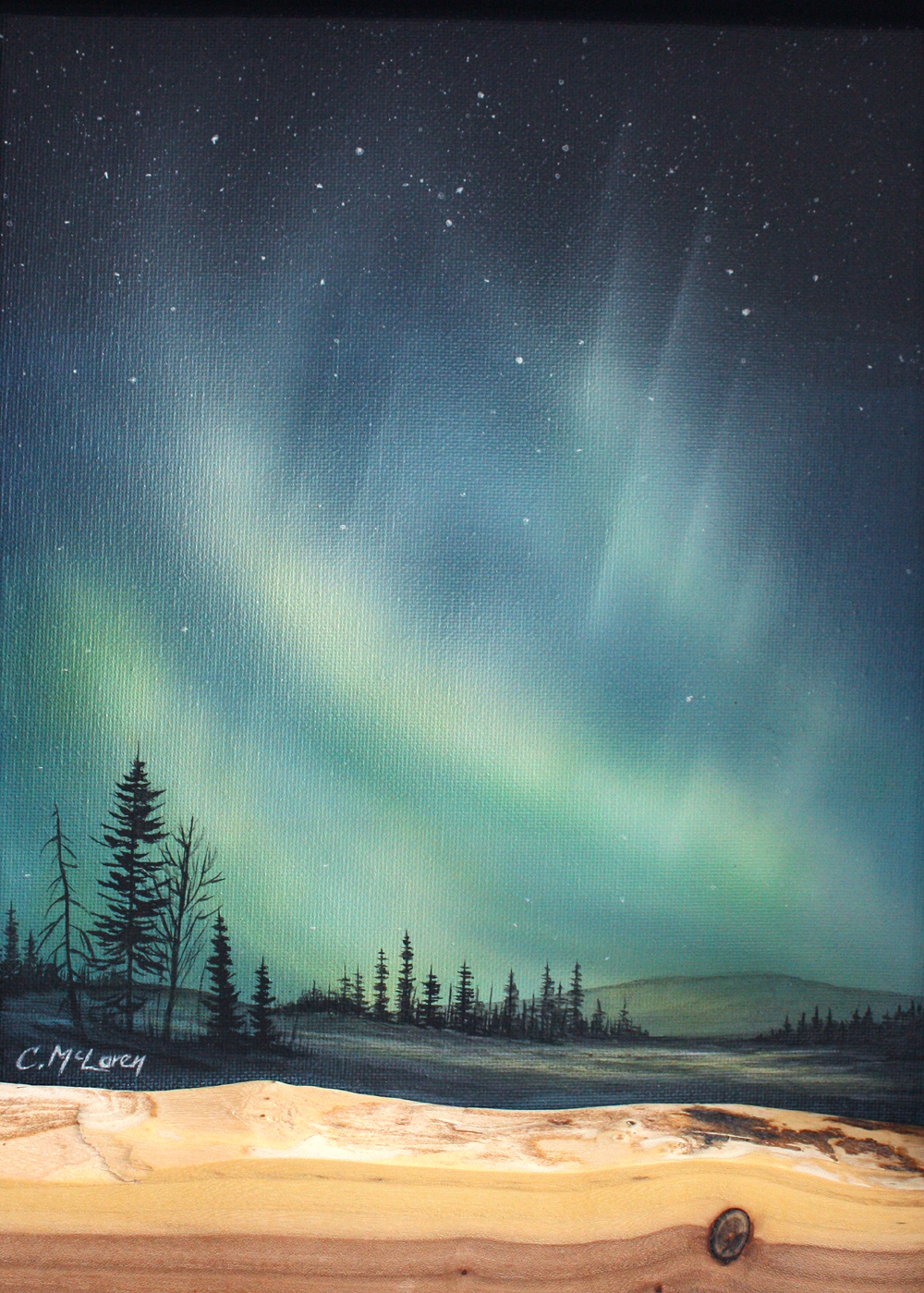 ALBERTA LIGHTS - SOLD