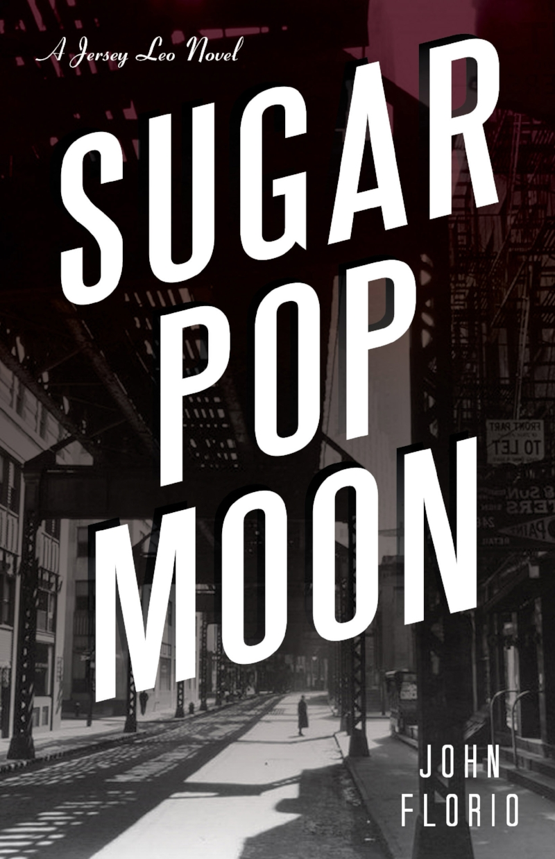 "Sugar Pop Moon (Florio)    Snowball is the quintessential outsider—an albino of mixed race, working as a bartender during Prohibition. The first novel in the Jersey Leo crime series.   ""Don't miss this absolutely riveting, gritty debut coming-of-age tale."" – Library Journal (starred review)    ""Crackling with Chandleresque crack-wise charm, a breakneck pace, and wonderful characterizations."" – Historical Novel Society (Editor's Choice)    ""One of the most unusual and memorable protagonists ever to grace the printed page.…Highly recommended!"" – Internet Review of Books"