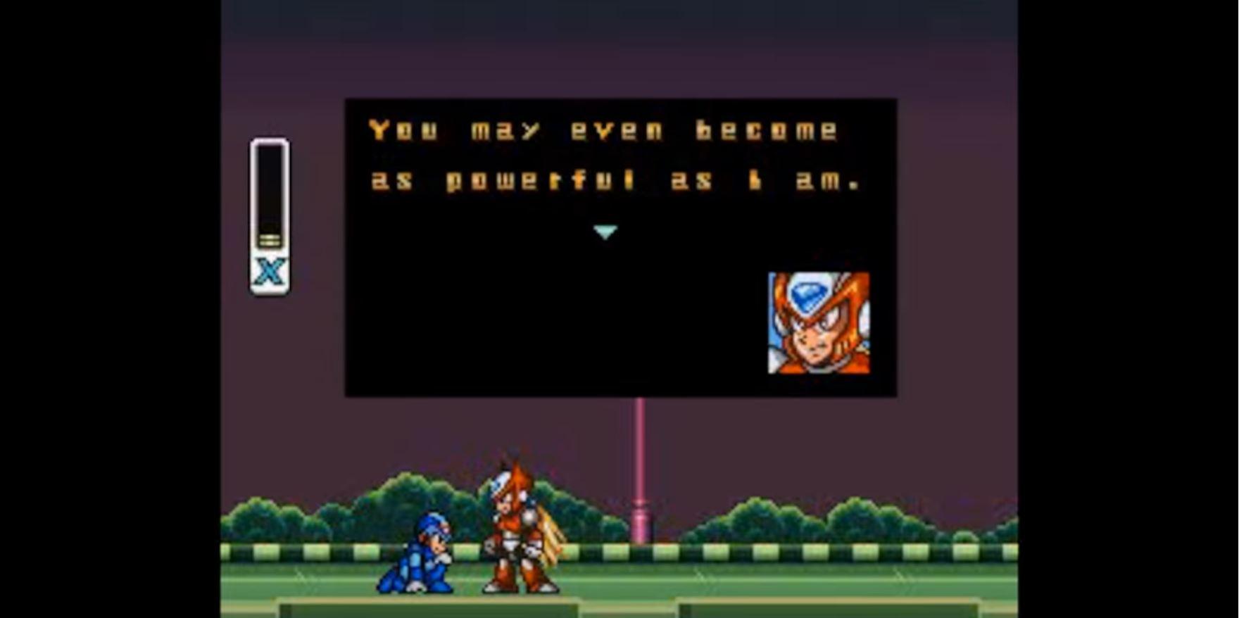 Mega Man X: Introduction of Zero [1]