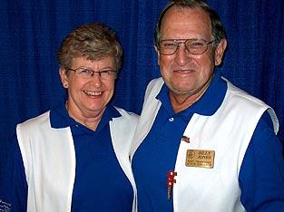 Billy and Juanita Jones  1996 - 2003