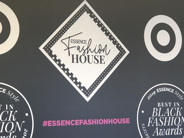 Our goal is to ensure that young people from all backgrounds have access to creative careers and today we're celebrating with the #essencefashionhouse the trailblazers in #fashion during #NYFW.