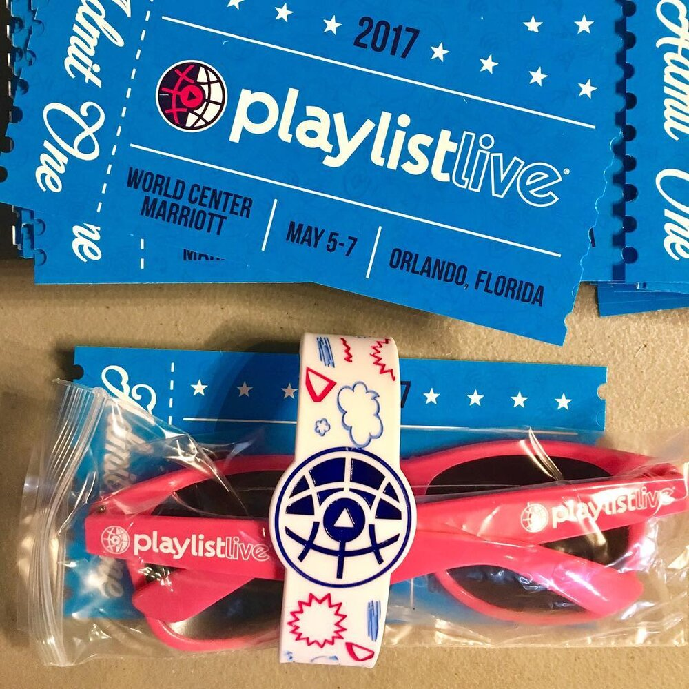 Playlist Live |   Conference Accessories