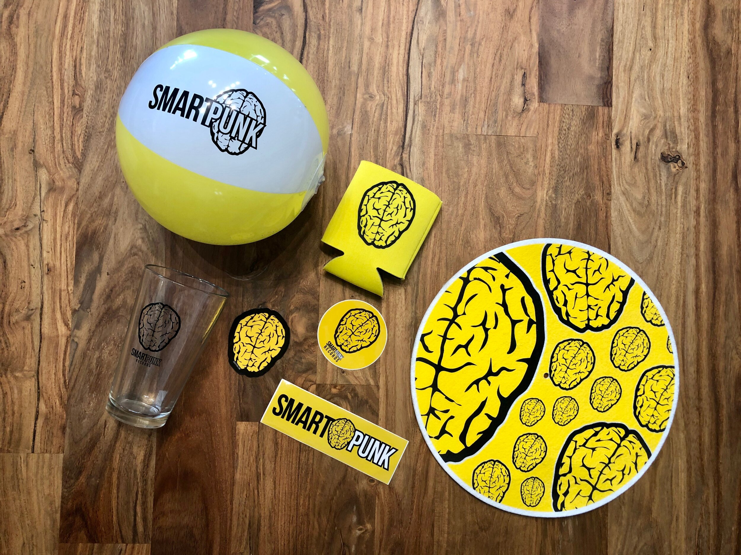 Smartpunk |   Record Label Promotional Items