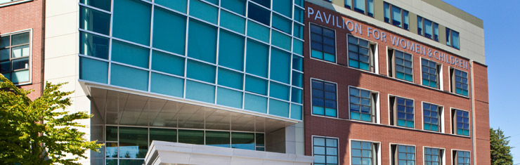 Pavilion for Women & Children  900 Pacific Avenue 5th Floor Everett, WA 98201 Phone: 425-339-5430 Fax: 425-339-5454