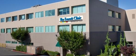 Gunderson Building - The Everett Clinic   3927 Rucker Ave  Everett WA 98201  425-259-0966