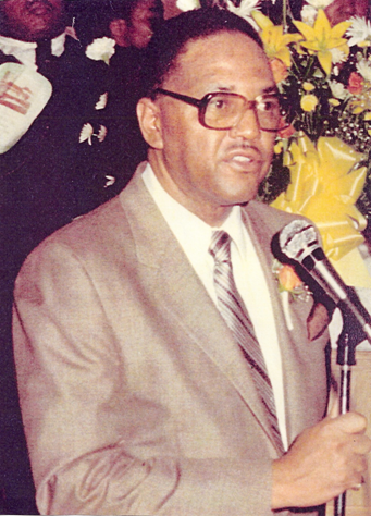 Rev. Norman E. Kerry, Sr.
