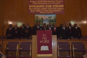 Greater Mt  Sinai Baptist Church   Charlotte, NC