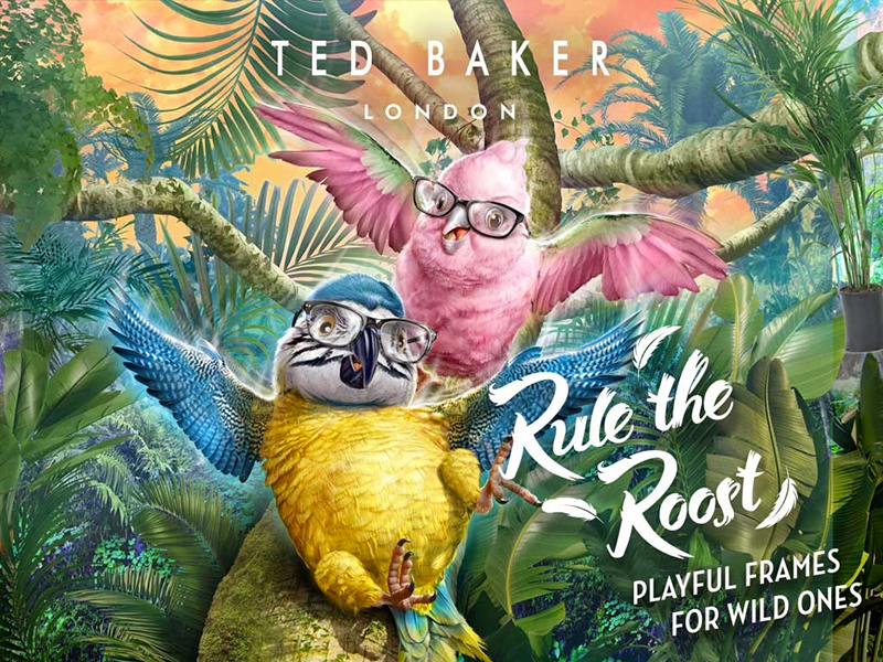 Ted Baker -