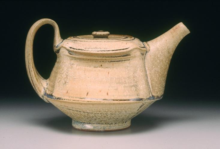 Iron Crystal Teapot
