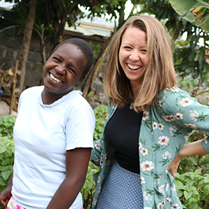 Zoë Kelland — Fundraising and Communications   A passionate believer in the power of individuals to create change, Zoe also runs digital campaigns at  Global Citizen .