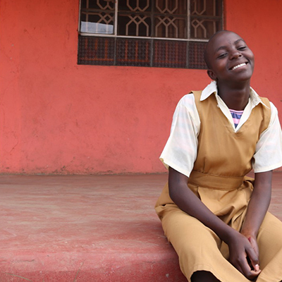 IF EVERY GIRL FINISHED SCHOOL KENYA'S GDP WOULD GROW bY 46% - (World Bank)