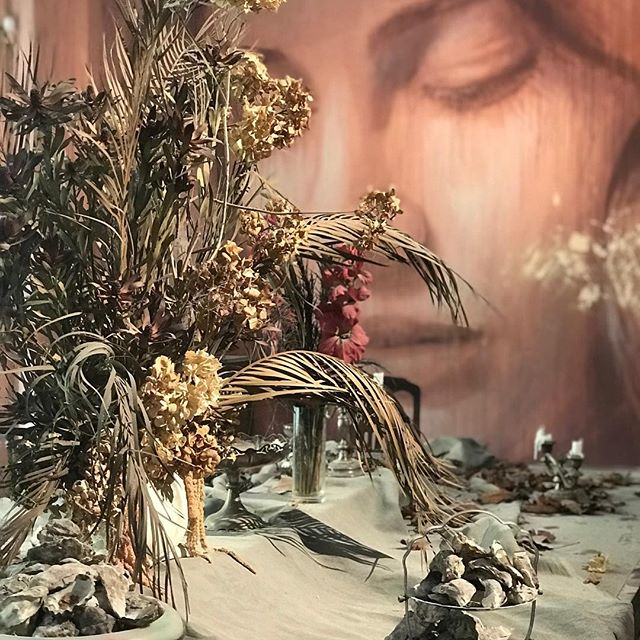 @r_o_n_e's event EMPIRE is thoroughly transportive, each room feels like a world gone by, treasures abandoned to time. . . . #melburnianguideto #burnhambeeches #rone #roneempire #sassafras #dandenongranges
