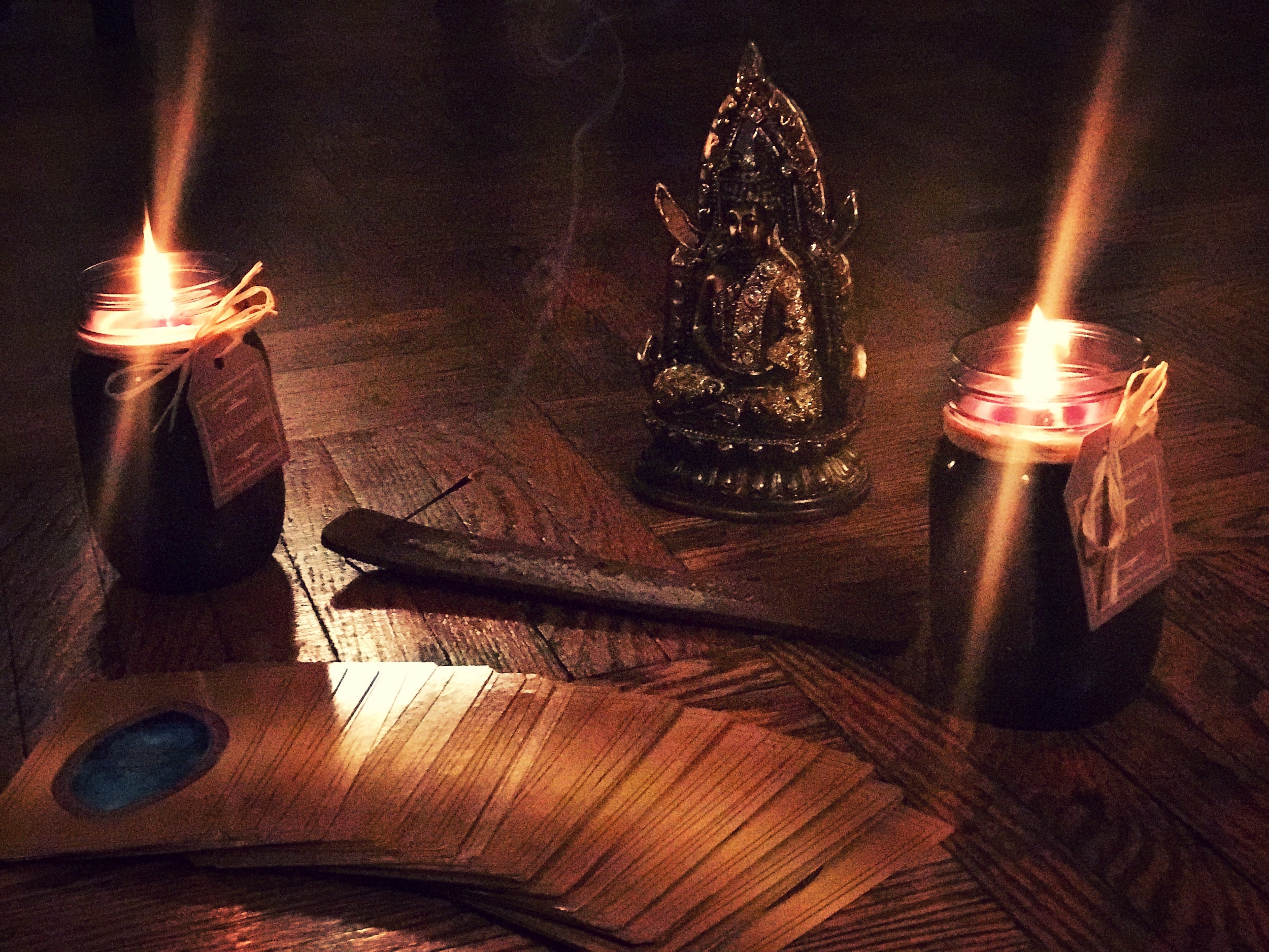 Candle Flames - And how fire connects to the divine.