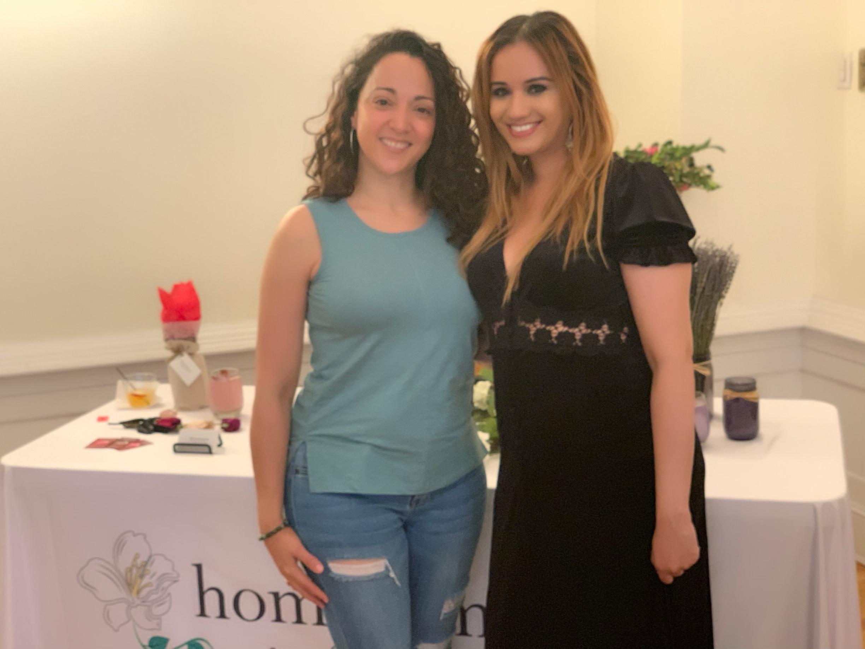 Zen Latina & Jasmine Clemente