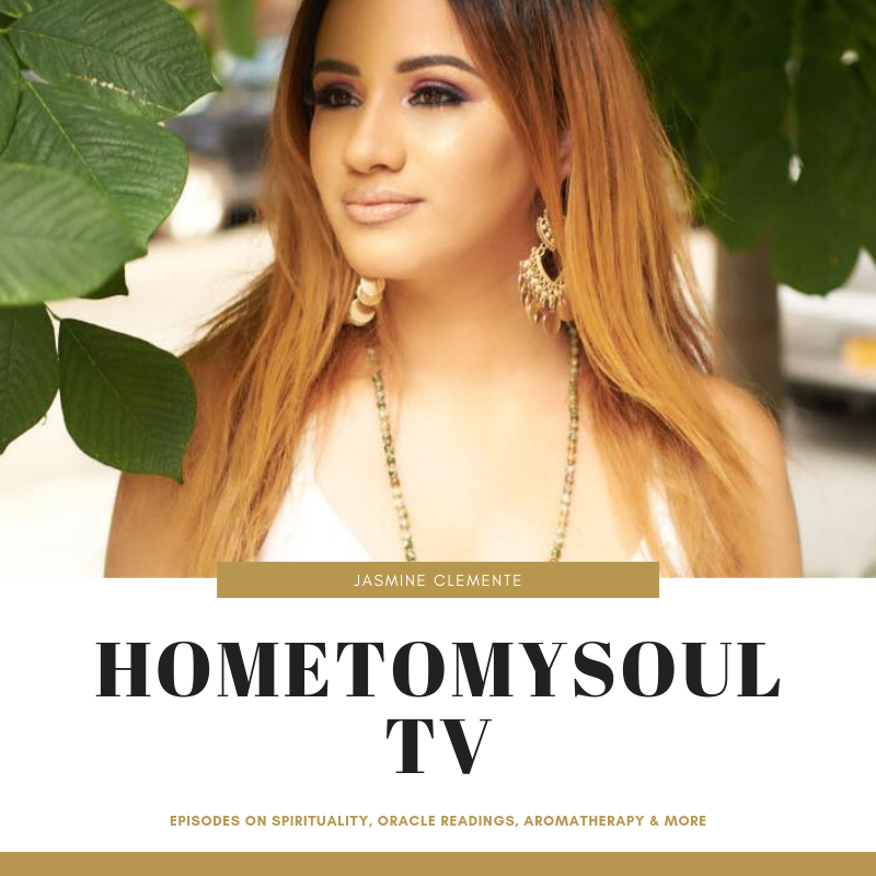 hometomysoul TV - Click below to watch segments hosted by Jasmine Clemente which include topics on creative flow, interior design, spiritual enlightenment, wellness, and more.