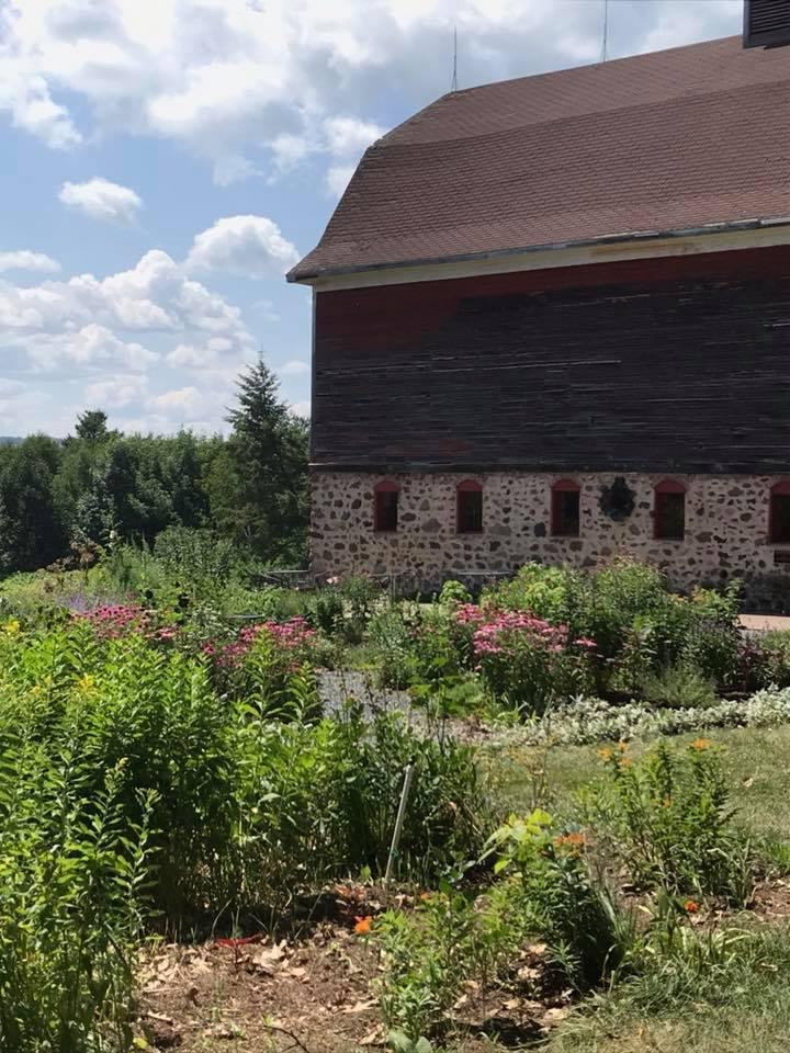 Blue Vista Farm in Bayfield, WI.