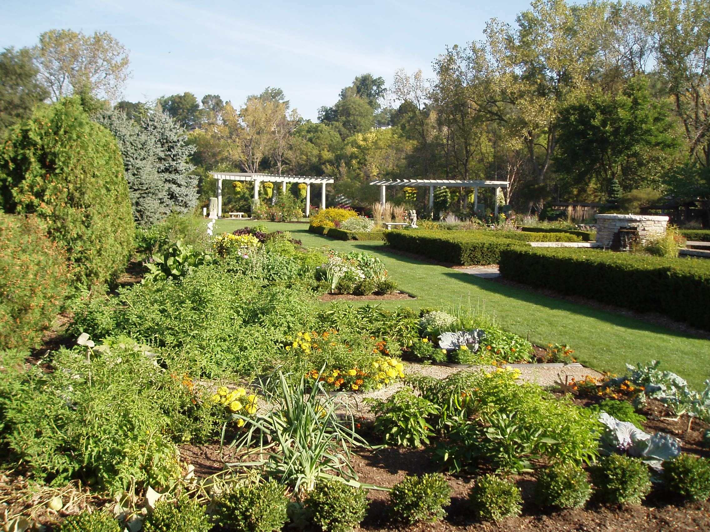 We'll tour Rotary Botanical Garden's herb garden with their director of horticulture, Mark Dwyer.