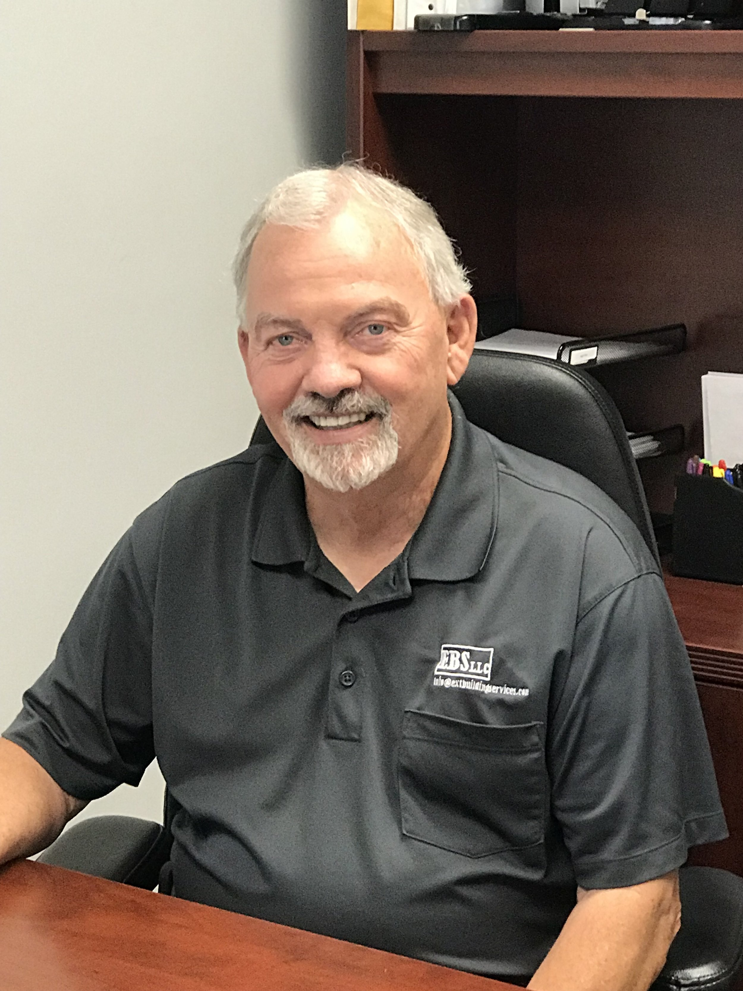 Billy Dean, Project Manager for EBS, Exterior Building Solutions