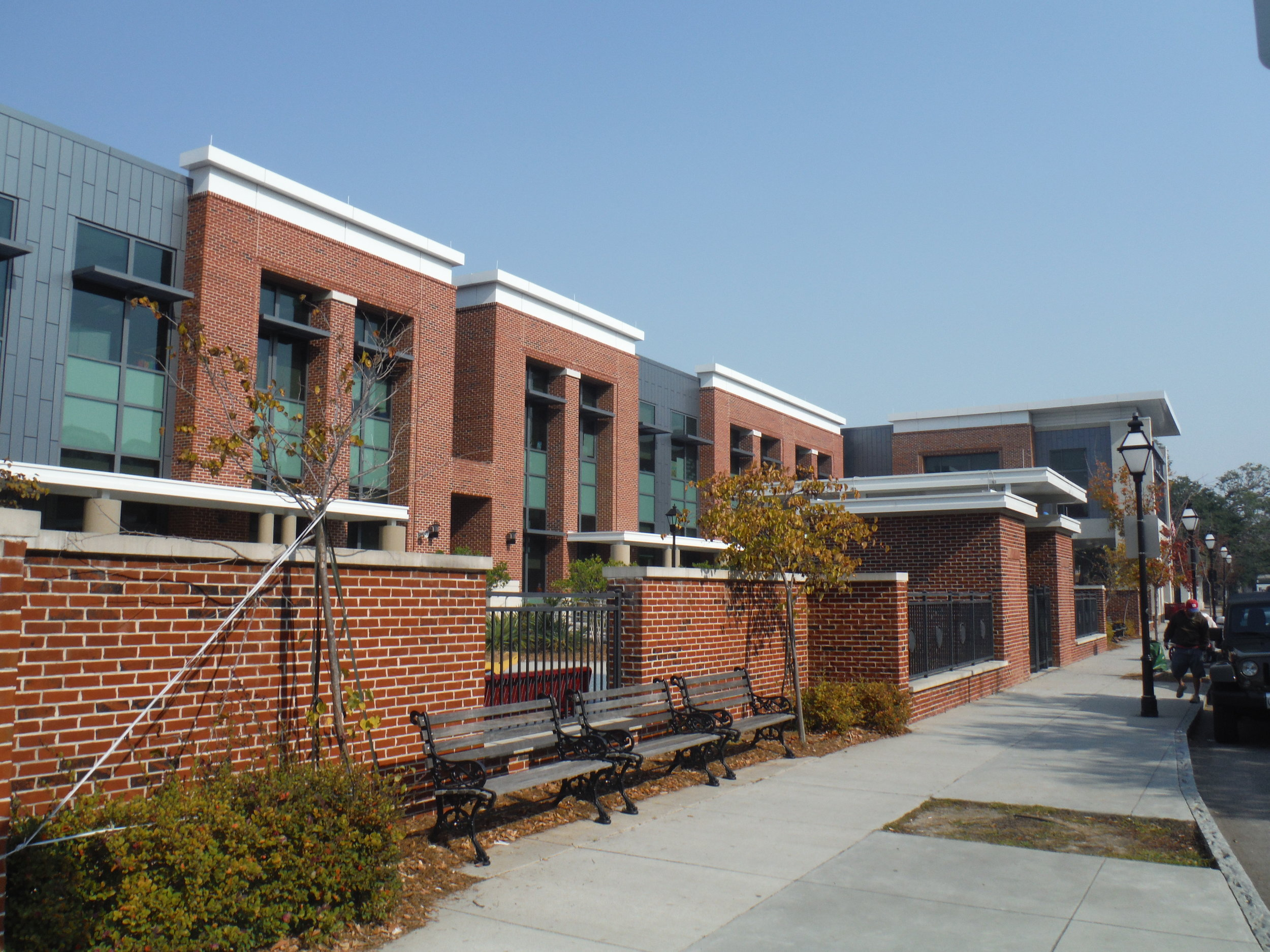 Memminger Elementary School Project by EBS, Exterior Building Services, LLC