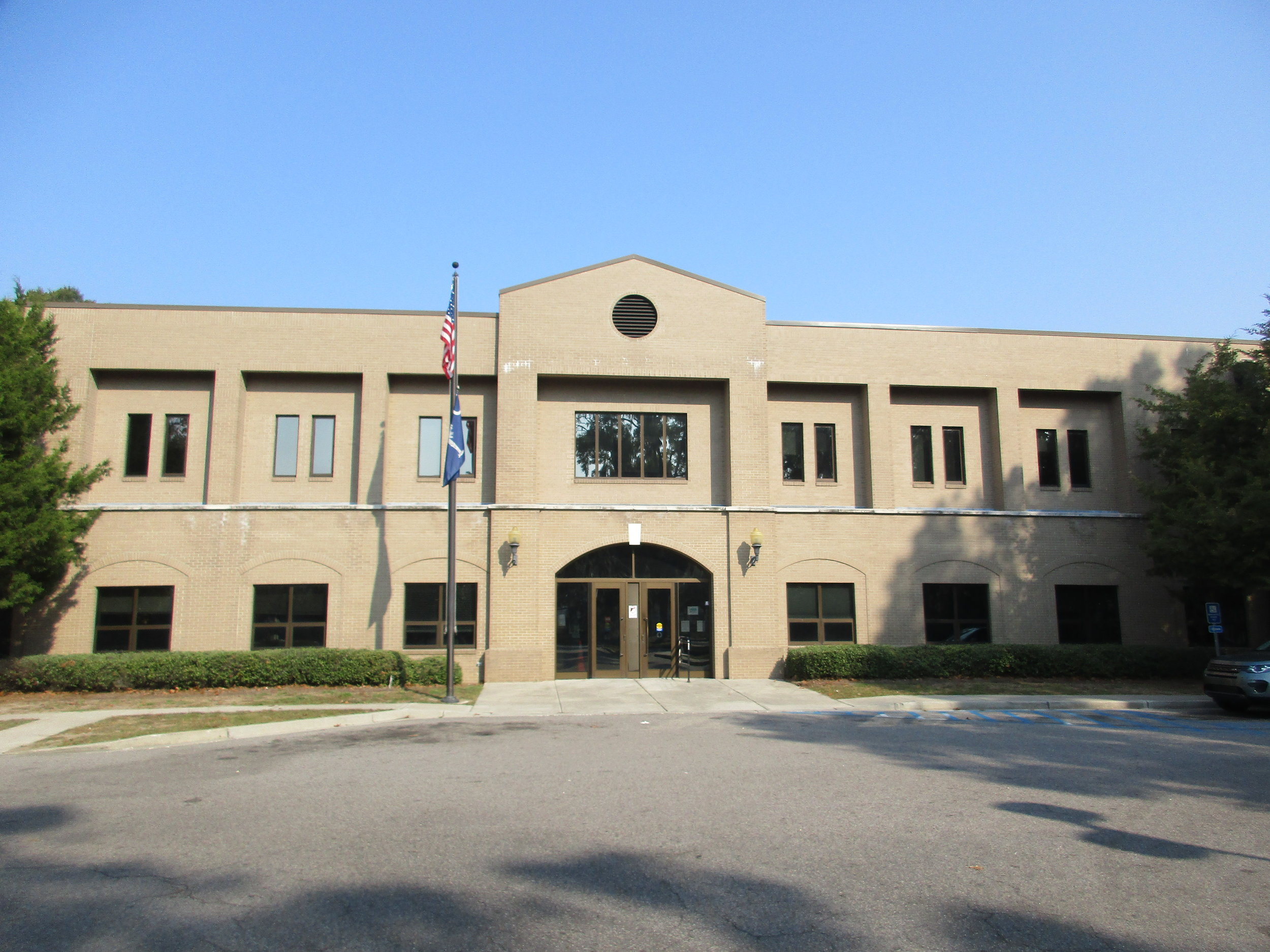 Beaufort Social Services Project by EBS, Exterior Building Services, LLC