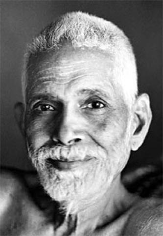 """Ramana Maharshi  """"Our own self-realization is the greatest service we can render the world."""""""