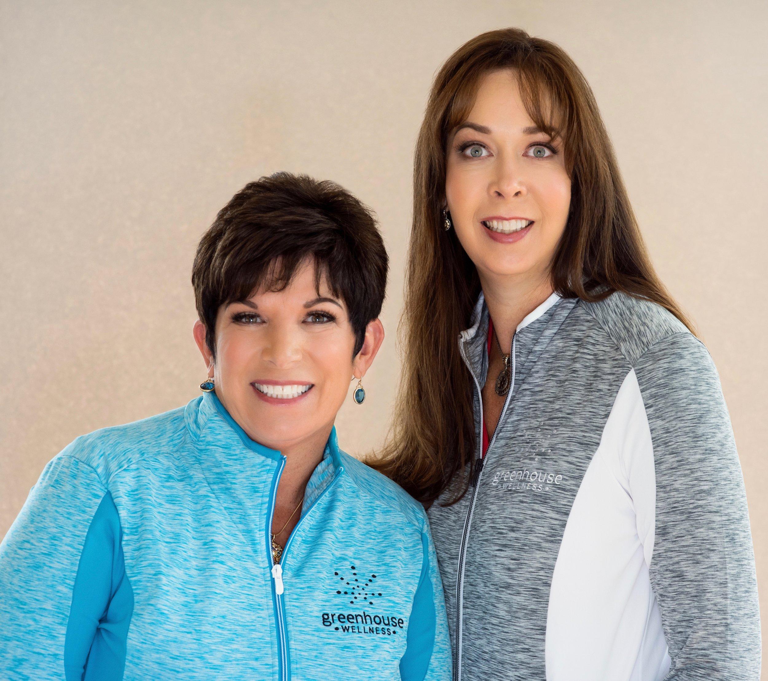 Founders Gina Dubbé and Dr. Leslie Apgar