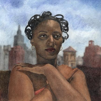 Felicia, New York, 1999