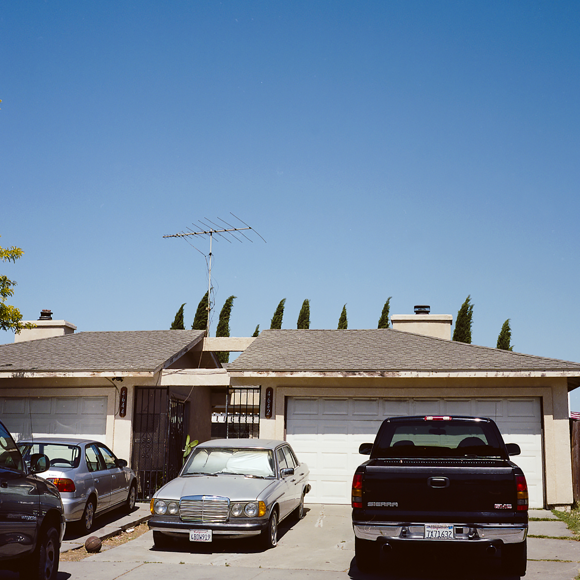 """Greensboro Way, Stockton, CA, 2013,"" color film print  ©  Anthony Veasna So"