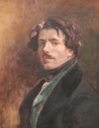 Self portrait- GIlet Vert 1837