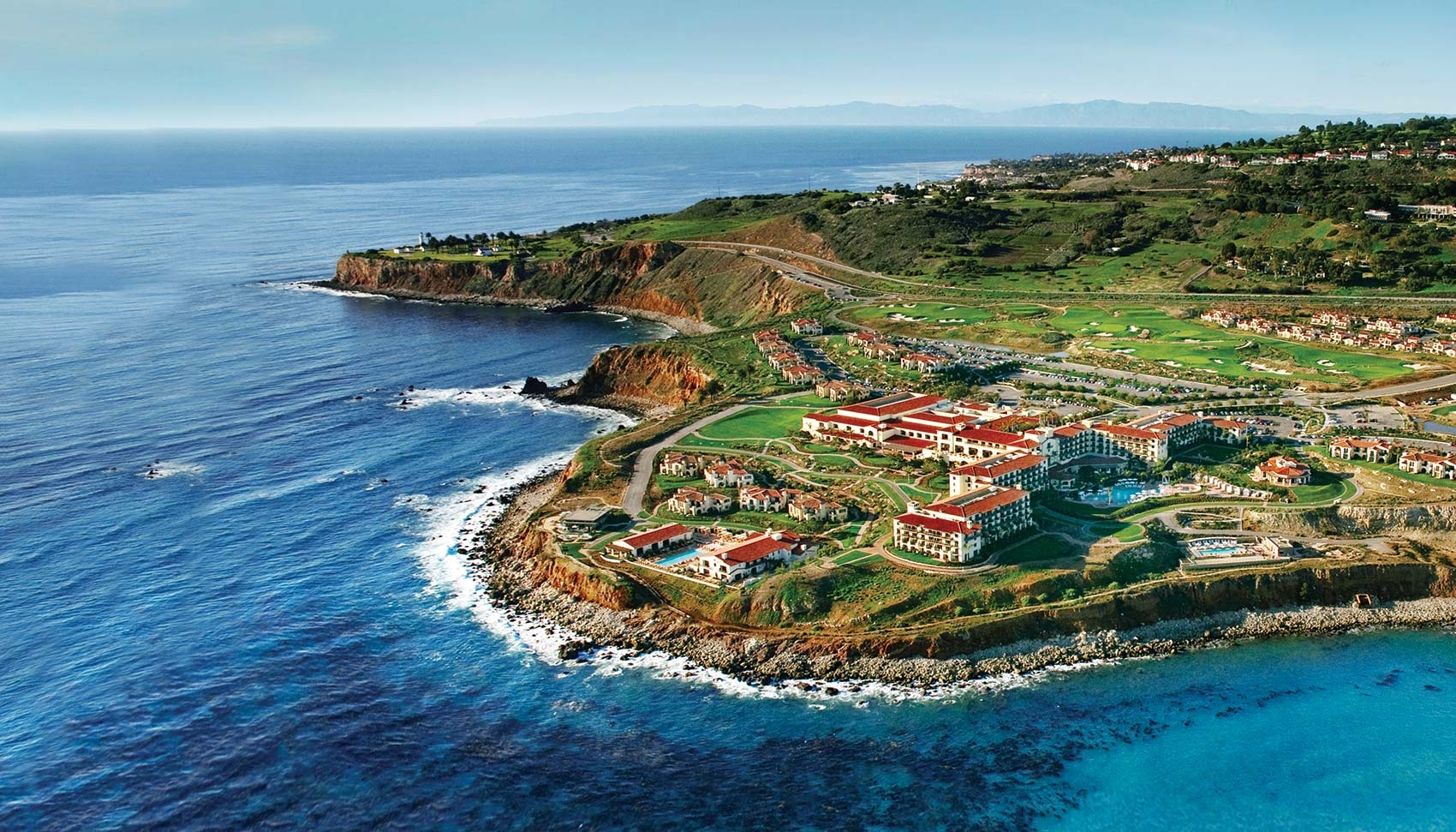 California, here I come! The beautiful Terranea Resort was the site of our workshop.