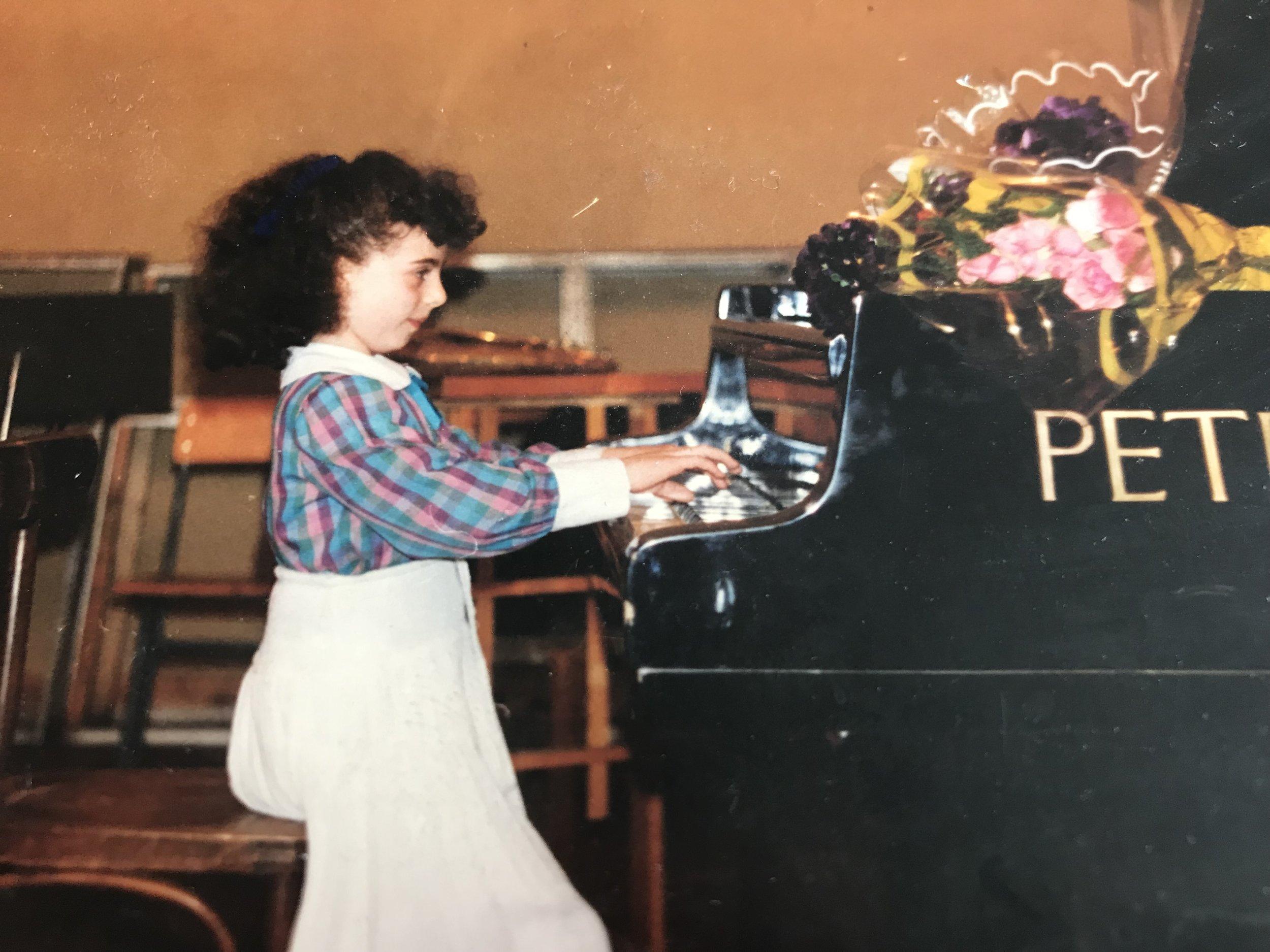 Performing in Georgia