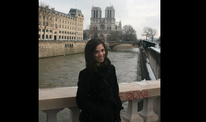 A life-changing semester in Paris.