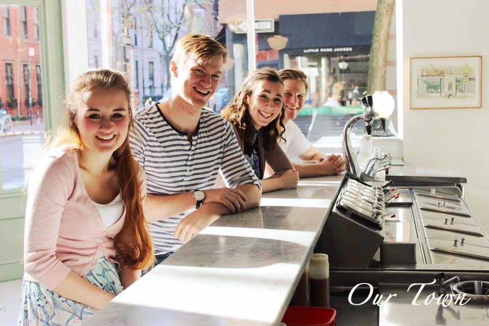 Our Town Promo Photos