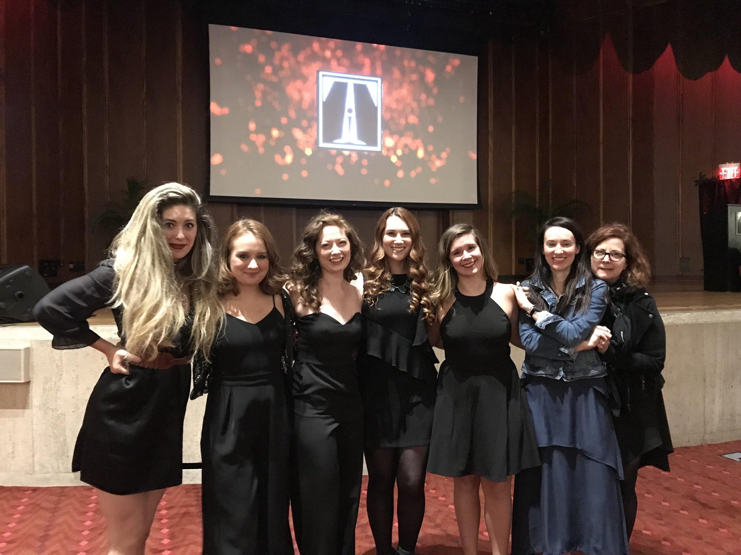 New York Innovative Theatre Awards Ceremony