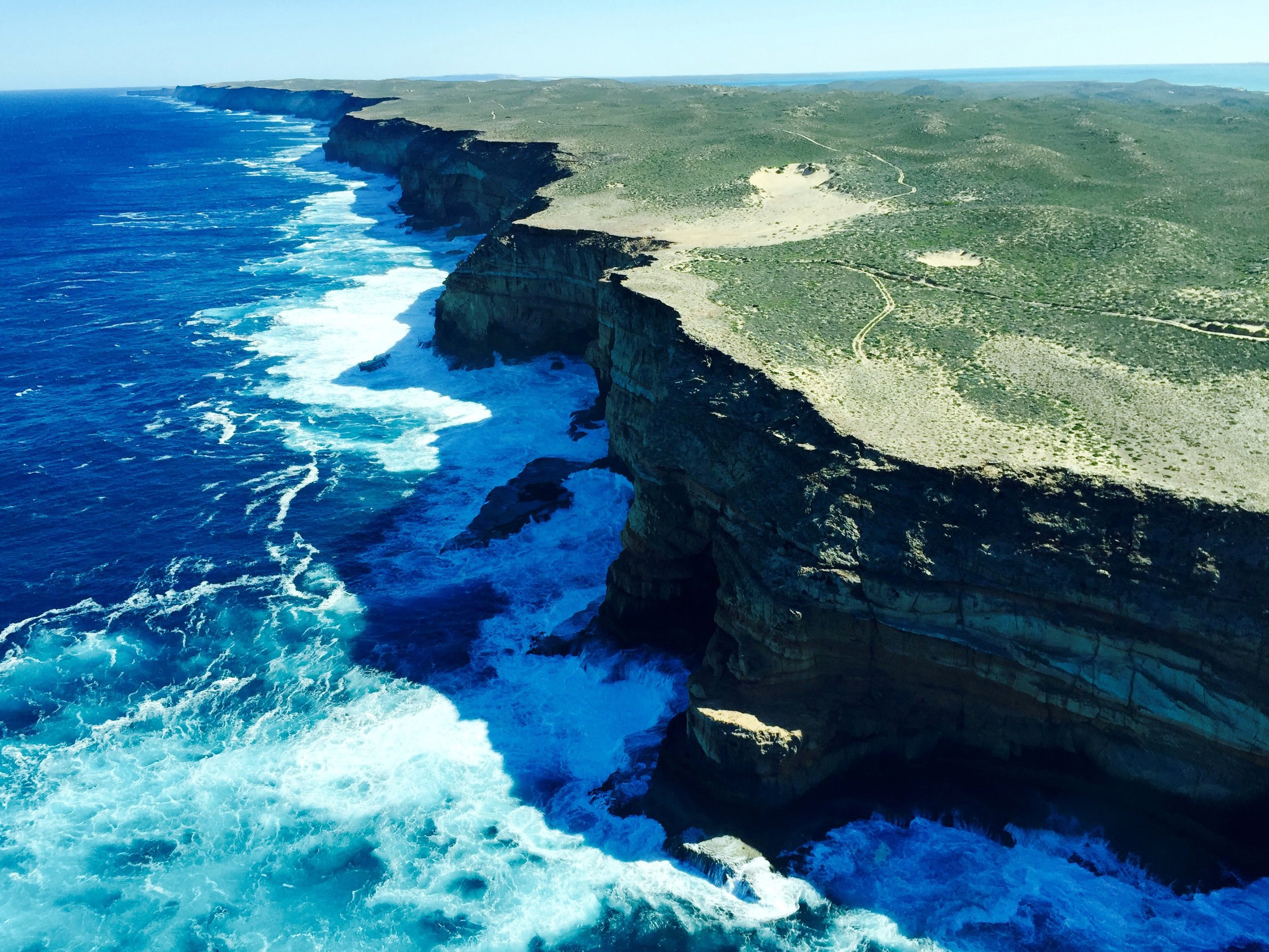 Zuytdorp Cliffs Scenic Flight 2