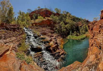 Karijini Day Tour