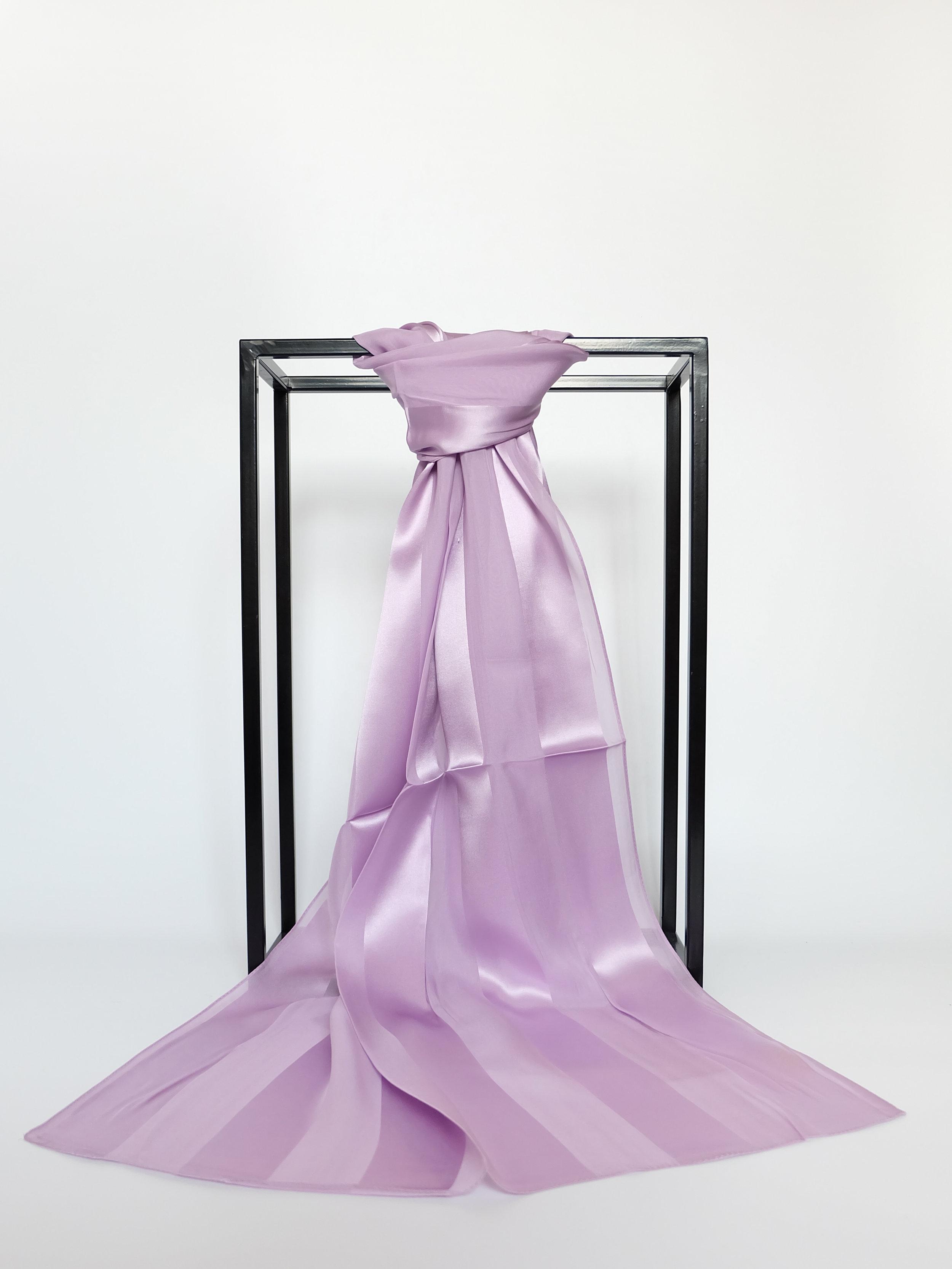 Classic Stripe (Purple) - 175x55cm