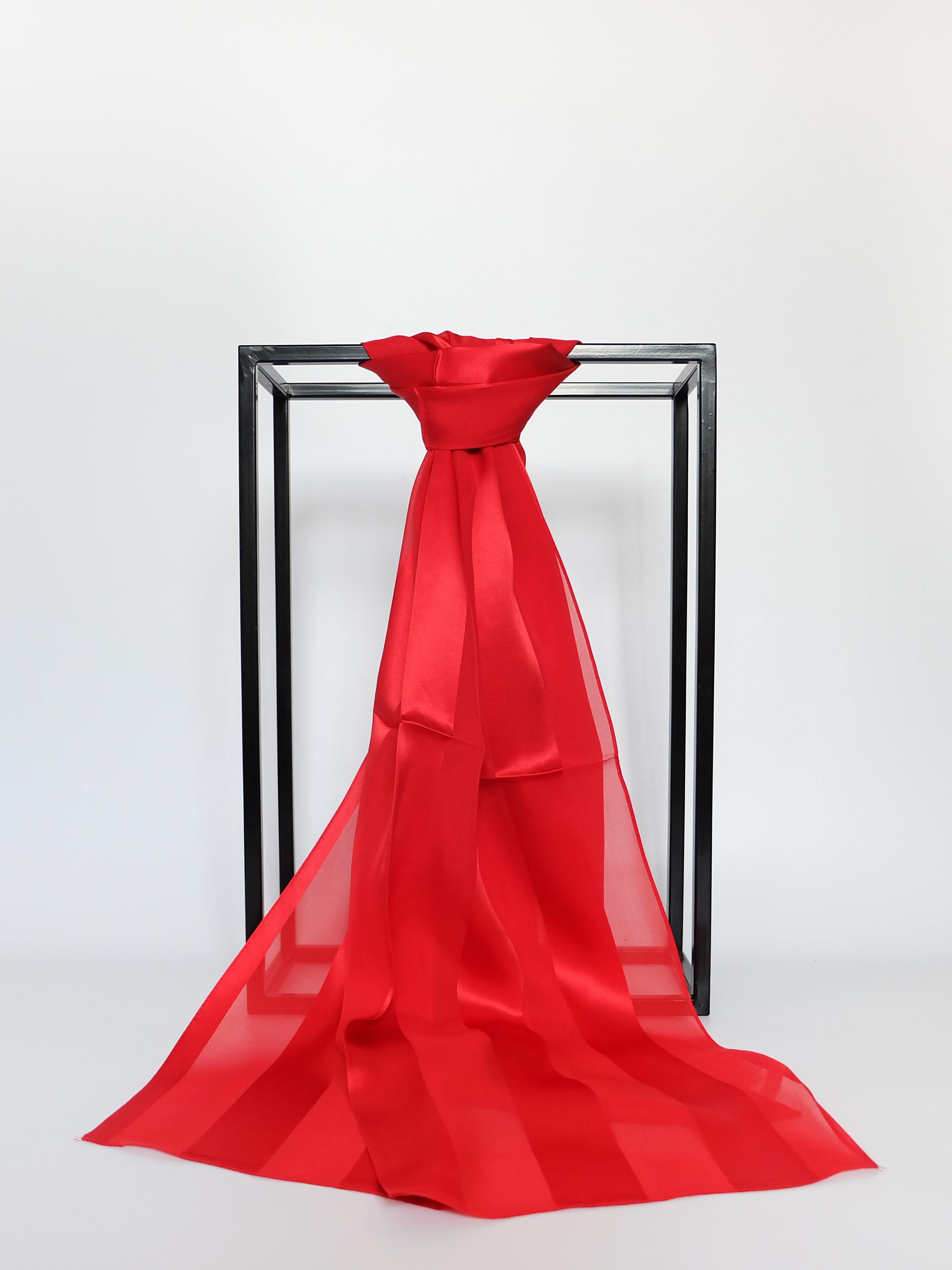 Classic Stripe (Red) - 175x55cm