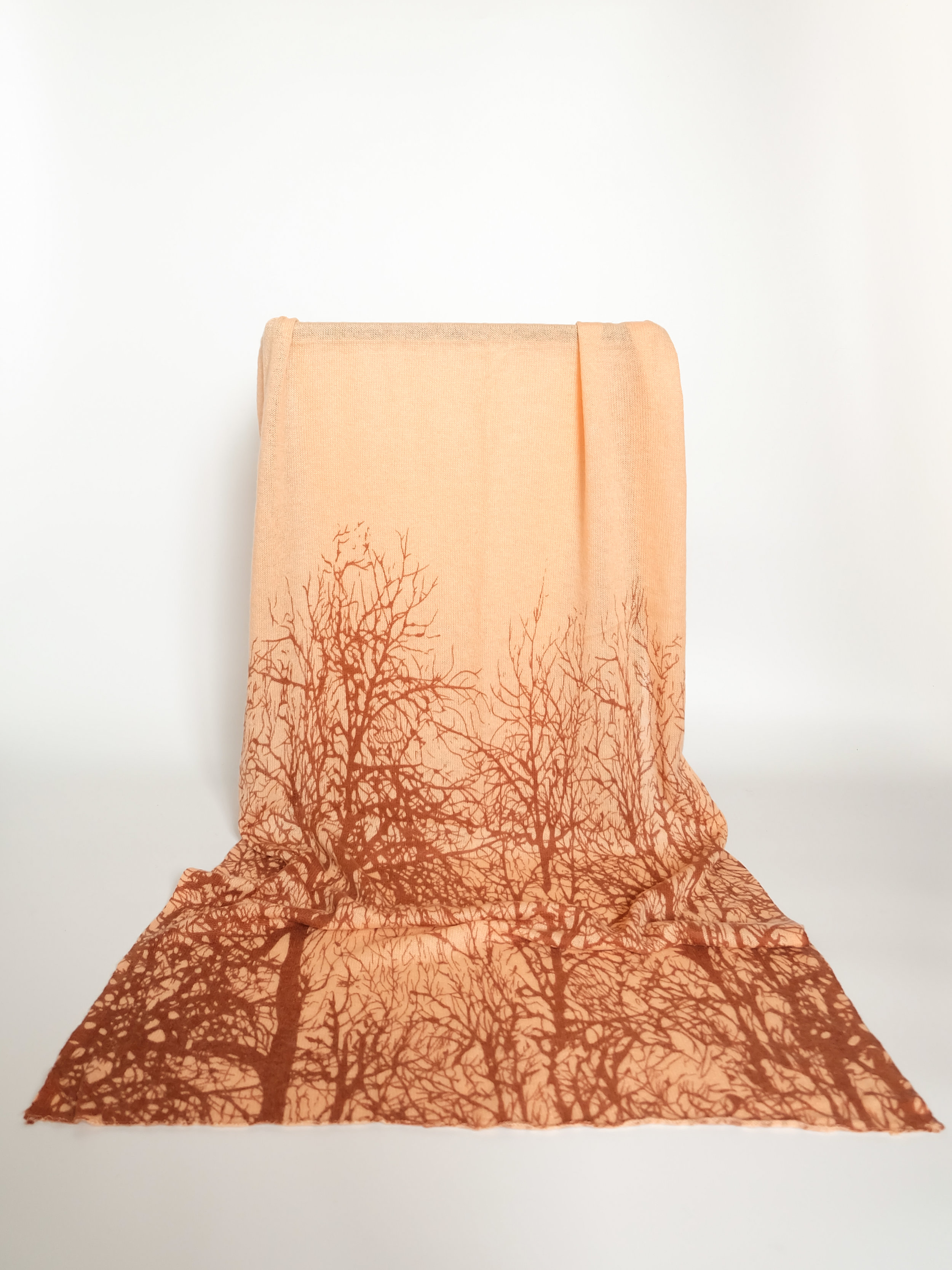 Winter Canopy (Peach) - 60x175cm