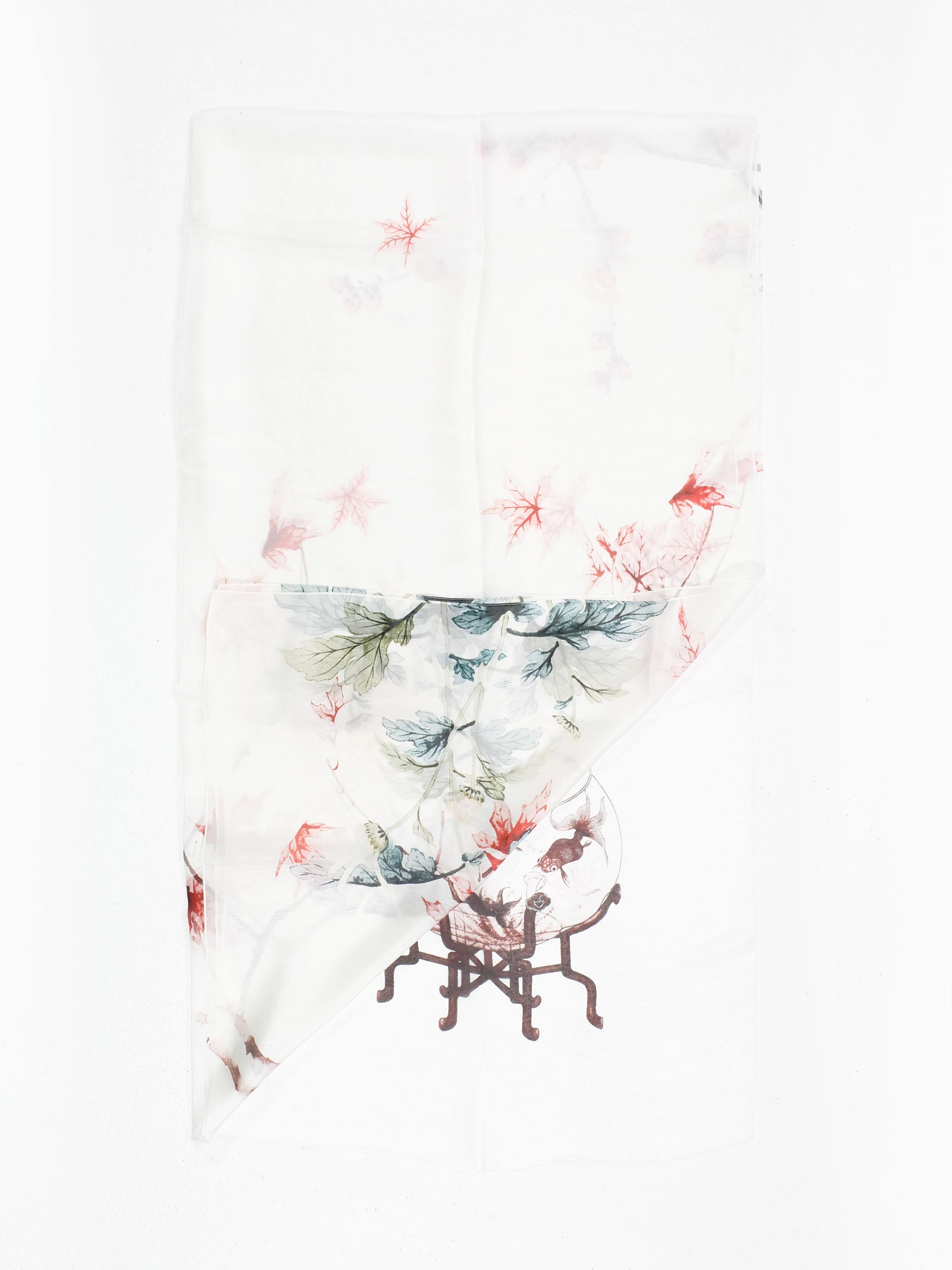 Daydream (White) - 196x112cm