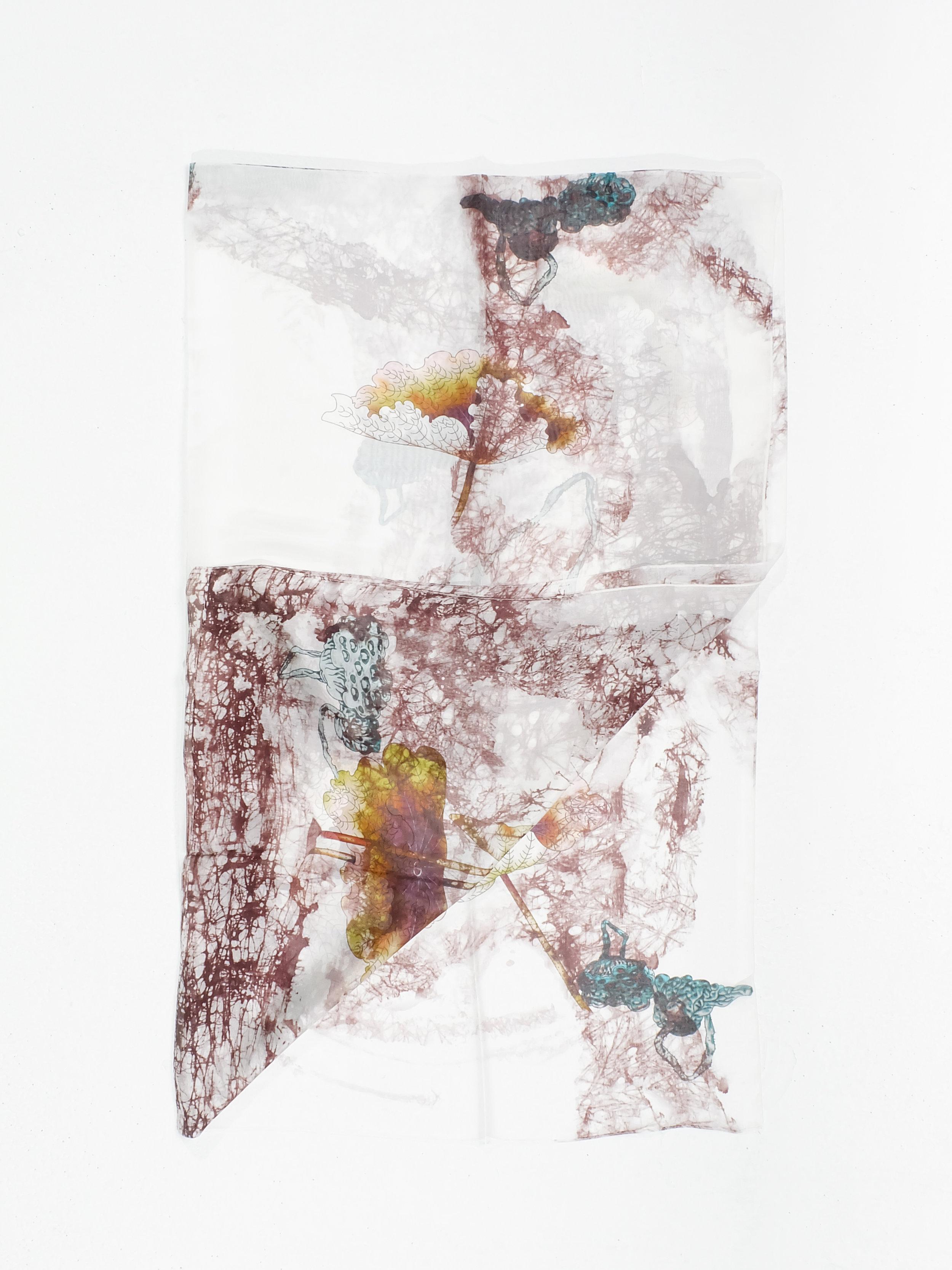 Tranquil Treeline (Brown) - 196x112cm